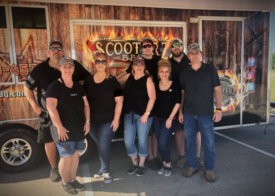 Team ScooterZ donating time & a portion of our sales to help the Wilson County No Kill Animal Shelter